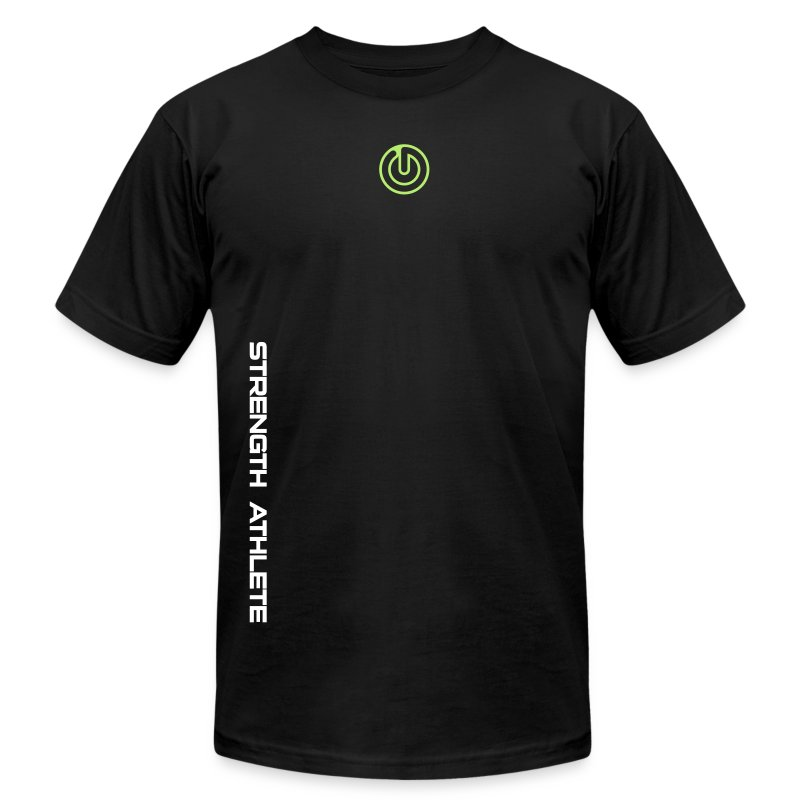 AA Cotton GTS Power Strength Athlete - Men's Fine Jersey T-Shirt