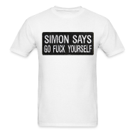 T-Shirts ~ Men's T-Shirt ~ Go F Yourself