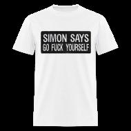 T-Shirts ~ Men's T-Shirt ~ Go F Yourself