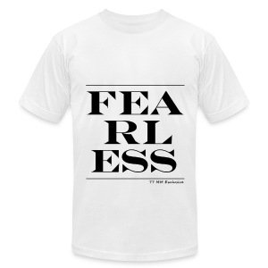 Fearless Men's T-Shirt - Men's Fine Jersey T-Shirt