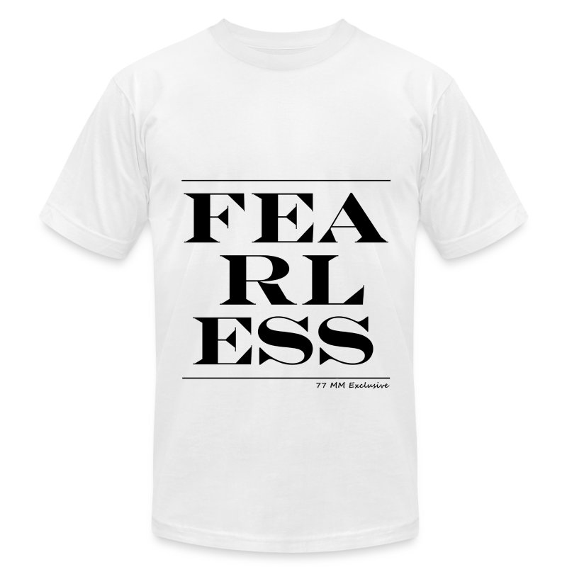 Fearless Men's T-Shirt - Men's T-Shirt by American Apparel