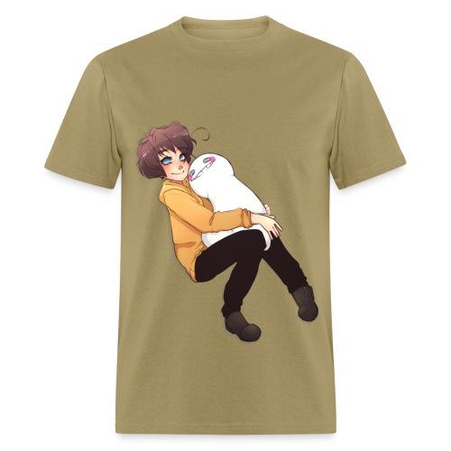 Cryaotic crap men's shirt - Men's T-Shirt
