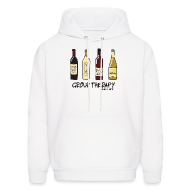 Hoodies ~ Men's Hoodie ~ Group Therapy - Mens Hooded Sweatshirt
