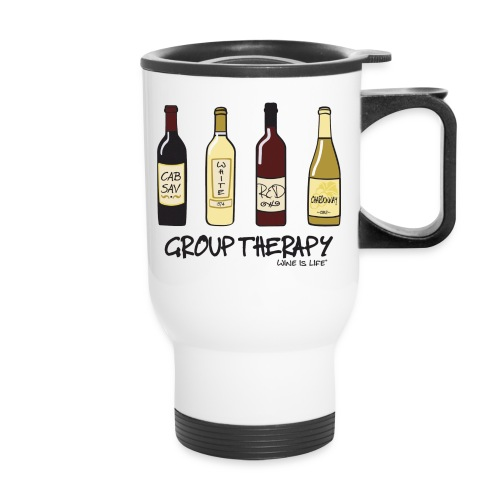 Group Therapy - Travel Mug - Travel Mug