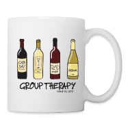 Mugs & Drinkware ~ Coffee/Tea Mug ~ Group Therapy - Coffee Mug