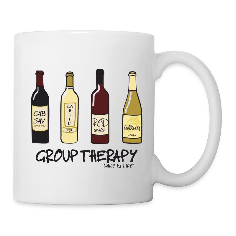 Group Therapy - Coffee Mug - Coffee/Tea Mug