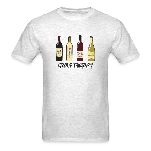 Group Therapy - Mens Standard Tee - Men's T-Shirt