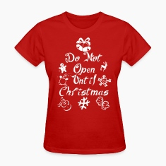 christmas Women's T-Shirts