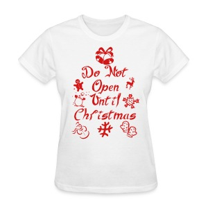 Christmas Gift - Women's T-Shirt