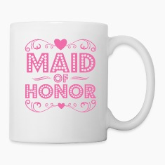 Maid of Honor Bottles & Mugs