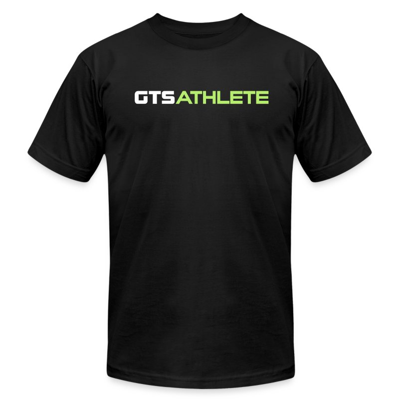 AA Cotton GTS Athlete  - Men's T-Shirt by American Apparel