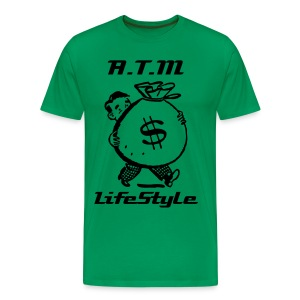 A.T.M. Lifestyle  - Men's Premium T-Shirt