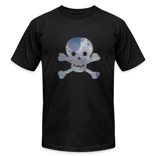 Skulls and skies - Men's Fine Jersey T-Shirt