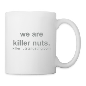 killer mug. - Coffee/Tea Mug