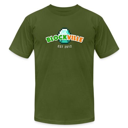 Blockville Classic - Men's Fine Jersey T-Shirt