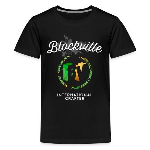 International Crafter (For Kids) - Kids' Premium T-Shirt