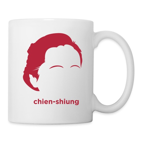 [chien-shiung-wu] - Coffee/Tea Mug