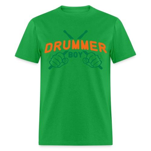 Drummer Boy - Men's T-Shirt