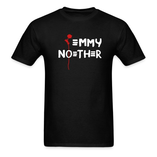 [emmy-noether] - Men's T-Shirt