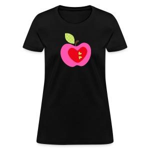 Apple tshirt - Women's T-Shirt