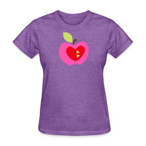 Apple tshirt - Women's T-Shirt