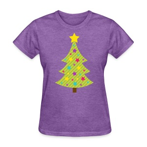 Christmas Tree Shirt - Women's T-Shirt