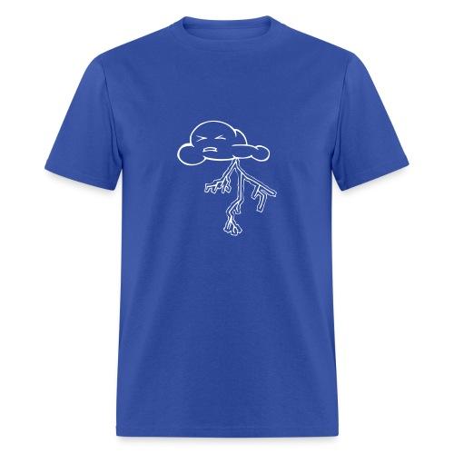 Feel the Thunder - Men's T-Shirt