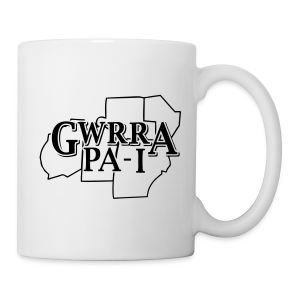Coffee/Tea Mug Twin PA-I Logos - Coffee/Tea Mug