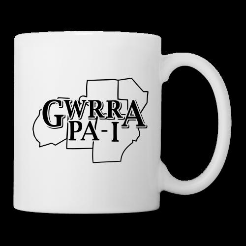 Coffee/Tea Mug Twin PA-I Logos - Coffee/Tea Mug