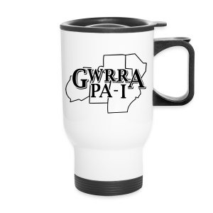 Travel Mug- Twin PA-I Logos - Travel Mug