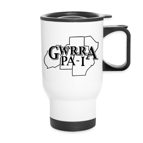 Travel Mug- Twin PA-I Logos - Travel Mug