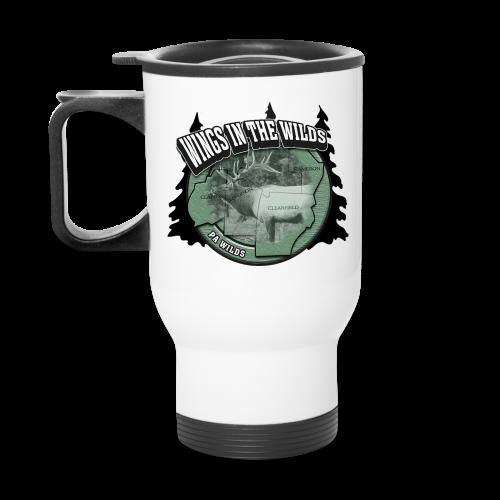 Travel Mug- Wings in the Wilds - Travel Mug