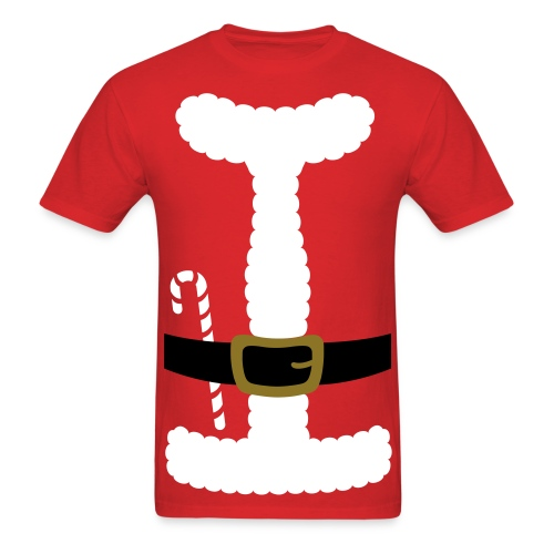 SANTA CLAUS SUIT - Men's T-Shirt - Men's T-Shirt