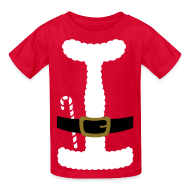 Kids' Shirts ~ Kids' T-Shirt ~ SANTA CLAUS SUIT - Kid's T-Shirt