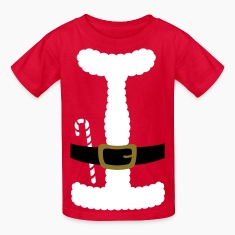 SANTA CLAUS SUIT - Kid's T-Shirt