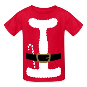 SANTA CLAUS SUIT - Kid's T-Shirt - Kids' T-Shirt