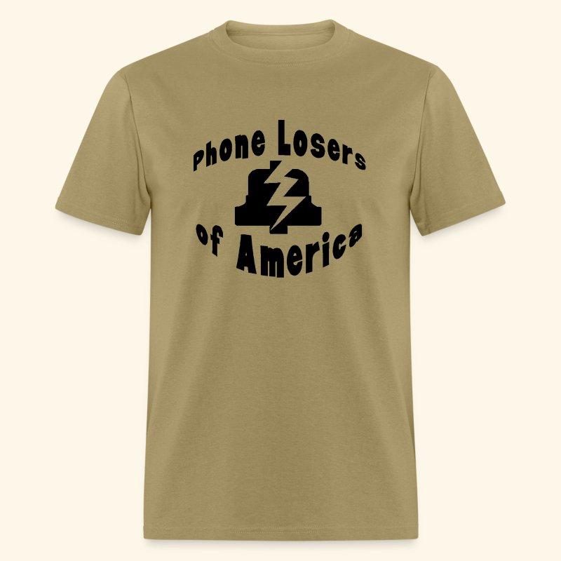 Mom & Dad - Light Colored Shirt (standard) - Men's T-Shirt