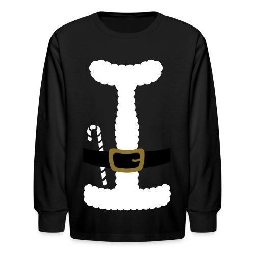 I LOVE SANTA CLAUS - Kid's Long-Sleeve - Kids' Long Sleeve T-Shirt