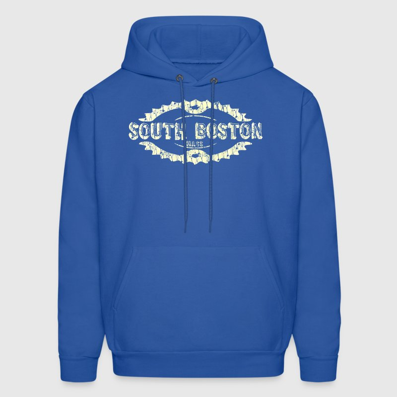 South Boston Southie Mass Hoodies - Men's Hoodie