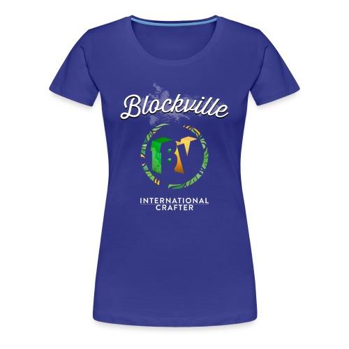 International Crafter - Women's Premium T-Shirt
