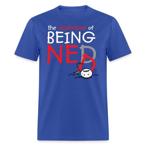 Crushed Ned T-Shirt - Men's T-Shirt