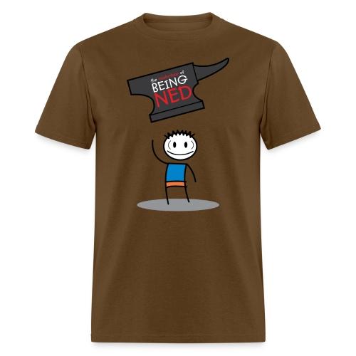 Anvil Ned T-Shirt - Men's T-Shirt