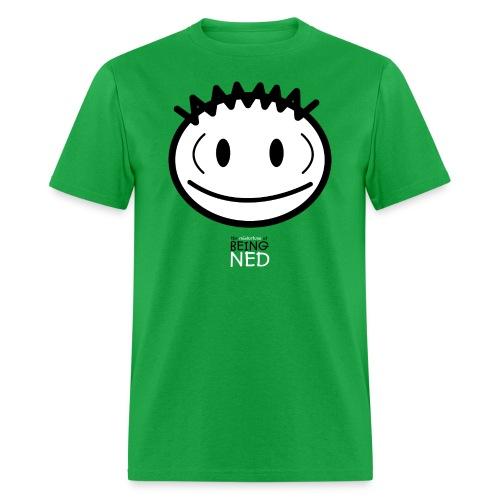 Big Face Ned T-Shirt - Men's T-Shirt