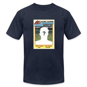 Stu's Hunt Down - Men's Fine Jersey T-Shirt