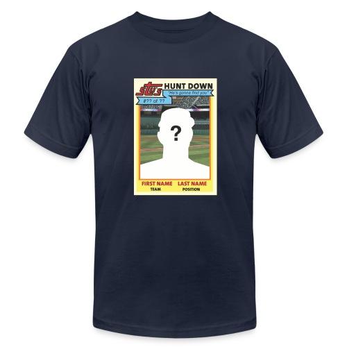 Stu's Hunt Down - Men's  Jersey T-Shirt