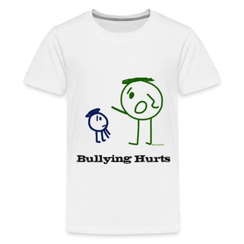 Bullying Hurts Kids t-shirt - Kids' Premium T-Shirt