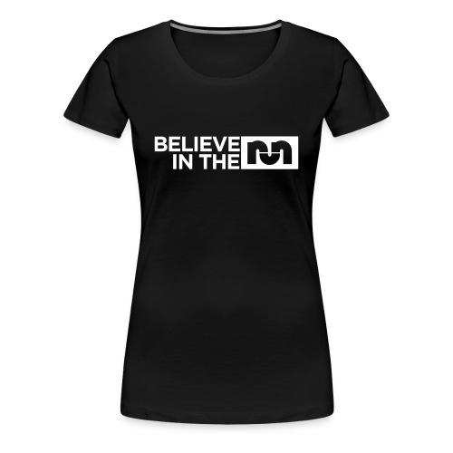 Women's BITR Logo - Women's Premium T-Shirt