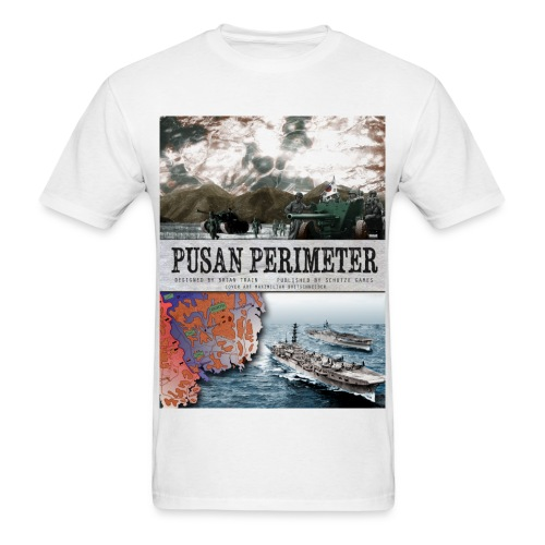 pusan std - Men's T-Shirt