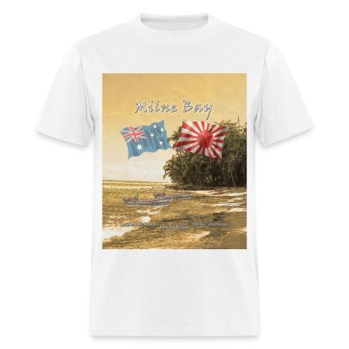 milne bay std - Men's T-Shirt