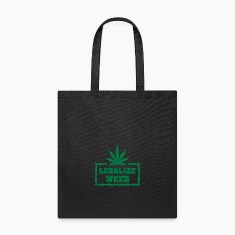 Legalize weed Bags & backpacks